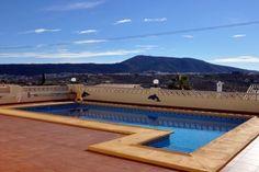 Les Fonts Villa with sea views