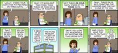 Dilbert: Data Please...
