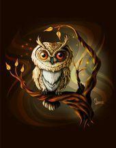 owl drawing, owl art, owl cartoon - New Deko Sites Cartoon Owl Drawing, Owl Cartoon, Owl Photos, Owl Pictures, Owl Bird, Pet Birds, Owl Wallpaper Iphone, Owl Artwork, Owl Illustration