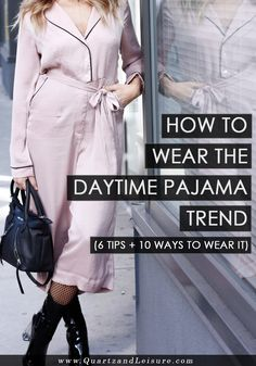 How to Wear the Dayt