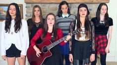 """""""Let Her Go"""" by Passenger, cover by CIMORELLI. Saw them live at jingle ball!"""