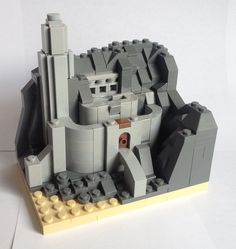 Part of a gift for my brother& birthday. Hobbit, Helms Deep, Lego Pictures, Brother Birthday, Lego Castle, Cool Lego, Lego Building, Lego Creations, Middle Earth