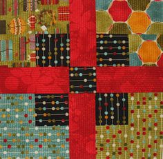 Quilting Gallery Holiday Gifts Quilt Block Tutorial