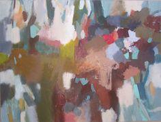 sunrise   36x48 inch acrylic on canvas by Becky Fixter