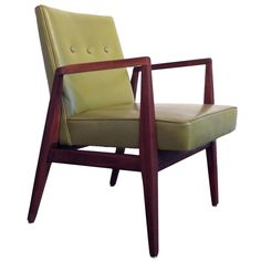 Jens Risom Chair   From a unique collection of antique and modern armchairs at https://www.1stdibs.com/furniture/seating/armchairs/