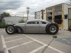really cool VW Rat Rod