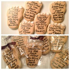 Pastor/Sunday School Teacher Appreciation Cookies - Decorated Sugar ...