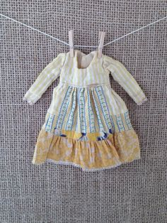 OOAK Dress for Blythe by pommepomme on Etsy