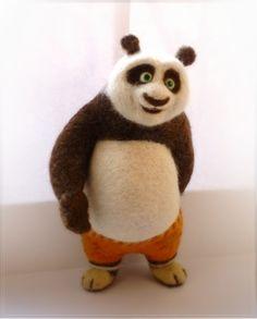 Po (aka Kung Fu Panda) from voilok_ru