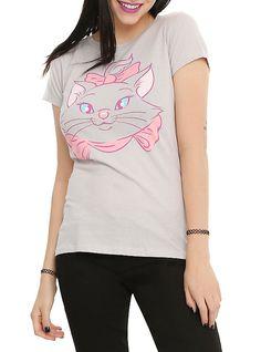 Disney The Aristocats Marie Girls T-Shirt,