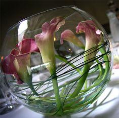 sporal-calla-lily-bowl-centerpiece-auckland-wedding-flowers