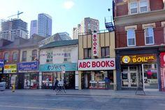 Downtown Toronto Yonge Street Yonge Street, Downtown Toronto, Times Square, Broadway Shows
