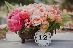 Eine elegante Hochzeit für den Herbst | Friedatheres
