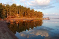 Idylle pur auf der Insel #Vimpasaari in der Region #Kotka