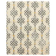 Buy west elm Fes Wool Shag Rug Online at johnlewis.com