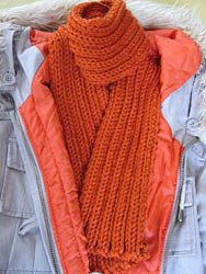 The Knitting Korner: Free Scarf Patterns for Beginners