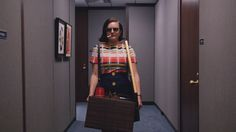 Elisabeth Moss as Peggy Olson in Mad Men.  Best character shot yet!