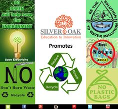 The Greatest threat to our planet is the belief that someone else will save it...Be the change you wish to see in this World. Protect Mother Earth...  Silver Oak College Of Engineering & Technology is doing its bit ... Are You Doing Yours???  Share Your Ideas Regarding the Conservation of our Planet.  #WorldEnvironmentDay #PreserveMotherEarth #Environment #Protection #MoralResponsibility #Conserve #Educate #BetterFuture #silveroak #ahmedabad #celebrate #gujarat #india #SilverOakCollege…