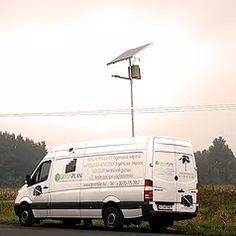 GREENPLAN   LED-Solar kandeláberek Solar, Van, Vans, Vans Outfit