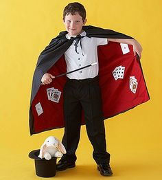 Magician, possible costume for Binkie...