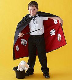 Do-It-Yourself Halloween Costumes