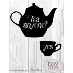 Tea pot and cup chalkboards - wall | Buy Online in South Africa | MzansiStore.com Chalkboards, South Africa, Tea Pots, Day, Stuff To Buy, Tea Pot, Blackboards, Chalkboard, Chalk Board