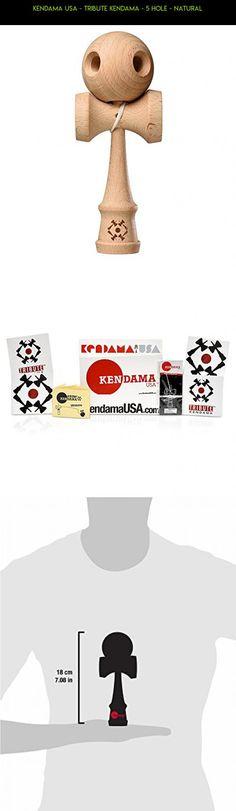 Kendama USA - Tribute Kendama - 5 Hole - Natural #usa #technology #kit #products #kendama #drone #gadgets #racing #natural #wood #tech #shopping #parts #kendama #fpv #camera #plans