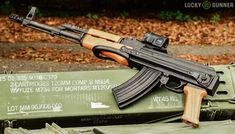 with underfolding stock Ak Parts, Kalashnikov Rifle, Ak 74, Assault Rifle, Guns, Weapons, Weapons Guns, Weapons Guns, Tactical Shotgun