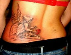 Best Fairy Tattoo Design women