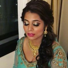 20 Best Side Swept Hairstyles For Indian Women You Can't Resist Side Swept Hairstyles, Indian Hairstyles, Trends, Your Hair, Elegant, Stylish, Hair Styles, Sexy, Lifestyle