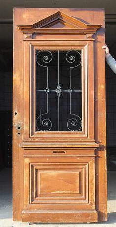Classic Doors, Wall Street Journal, China Cabinet, House Plans, Florian, Windows, Furniture, Home Decor, Locks