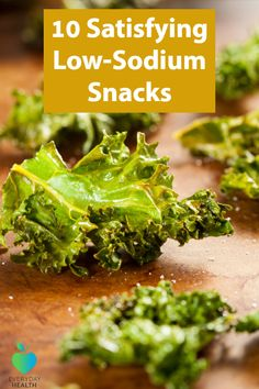 Cut back on with these delicious and filling snacks! Cut back on with these delicious and filling snacks! Low Salt Snacks, Low Sodium Snacks, Low Salt Recipes, Dash Diet Recipes, Low Sodium Recipes, Sodium Foods, Filling Snacks, Filling Food, Dash Diet Meal Plan