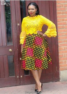 Must Have Trendy Africa Styles For Ladies