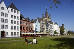 Kölner Altstadt / #Cologne Old Town ©KölnTourismus GmbH, Dieter Jacobi