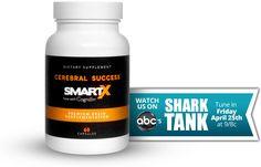 Brain Pills as seen on SHARK TANK - Cerebral Success