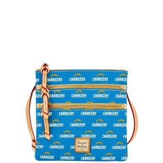 Chargers Triple Zip Crossbody