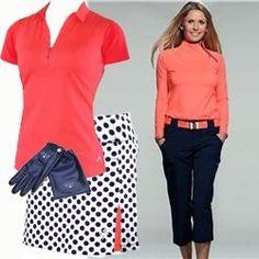Ladies Golf Dress Code for Dummies   Sun & Color Sun & Color ...