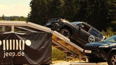 Jeep X Red Bull 400: Eventvideo