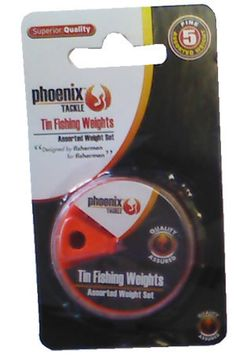 Phoenix Tackle Weights / Shots - £1.35