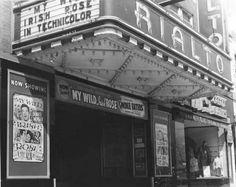 Rialto Theatre-Downtown Wyandotte Michigan