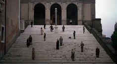 Nostalghia (1983, Andrei Tarkovski) / Cinematography by Giuseppe Lanci