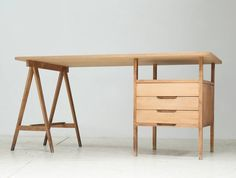 Rare Angelo Mangiarotti Studio Desk image 2                                                                                                                                                                                 More