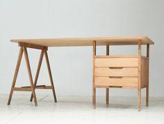 Rare Angelo Mangiarotti Studio Desk image 2