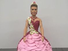 California Bakery Sparks Outrage over 'Transgender Ken' Cake...  A California bakery is facing public criticism and customer defections over its decision to bake a controversial specialty cake featuring a transgender version of Ken, the Barbie doll's male companion.