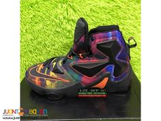 """Men Taytay, Nike Lebron 13 BASKETBALL SHOES - 9A note: READ THE ADVERTISEMENT BEFORE ASKING US QUESTIONS :) """" all actual pictures """" ... Nike Lebron, Basketball Shoes, Running Shoes, Buy And Sell, Footwear, Note, Sneakers, Pictures, Stuff To Buy"""