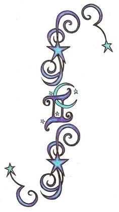 Zodiac Symbol Tattoos   ... and Wine - Zodiac Sign Tattoo Design - Zodiac Sign Tattoo Design