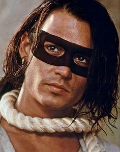 Johnny Depp in 'Don Juan DeMarco' (1994)