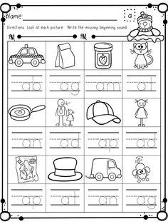 Prekindergarten Kindergarten ELA Math Educational Resources, Class on the Coast Learning Time, Homeschool Kindergarten, Preschool At Home, Kids Learning Activities, Preschool Classroom, Kindergarten Worksheets, Homeschooling, Homeschool Worksheets, School Closures