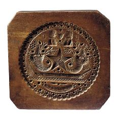 """A CARVED MAHOGANY """"WAR OF 1812"""" CAKEBOARD  NEW YORK, CIRCA 1815http://www.christies.com/"""