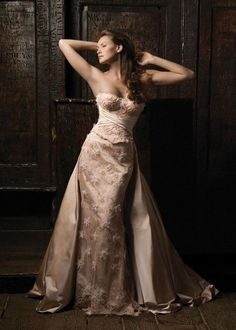 Suzanne Neville Laurent Perrier dress Laurent Perrier, Bridesmaid Dresses, Wedding Dresses, Bridal Style, Bliss, Fashion Online, Lingerie, Formal, Shopping